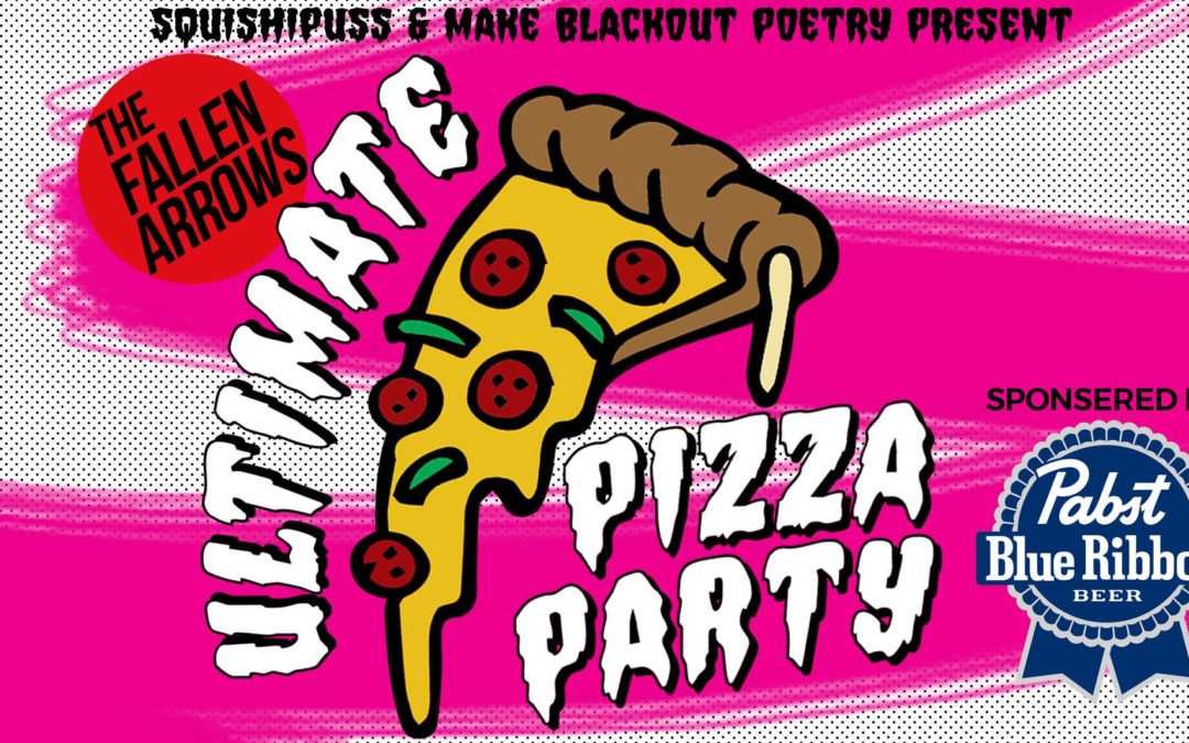 Join us at the Ultimate Pizza Party!
