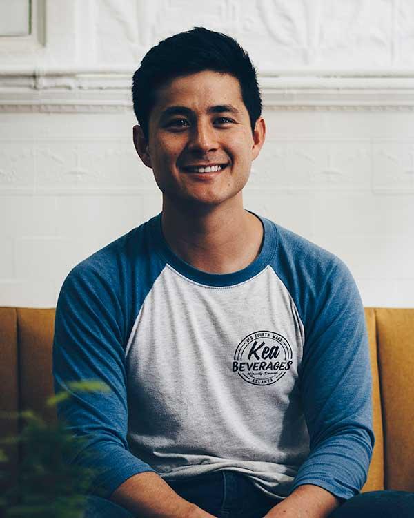 Keaton Hong